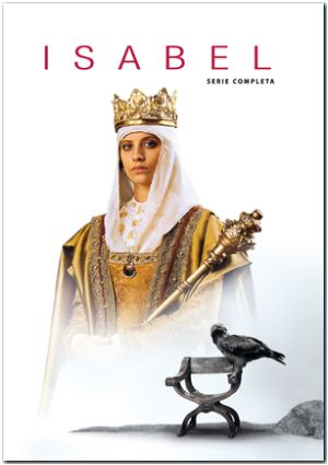 isabel: serie completa. ed.especial (dvd)+libro-8421394545502
