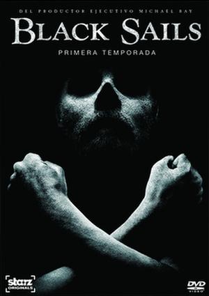 black sails: temporada 1 (dvd)-8420266971746