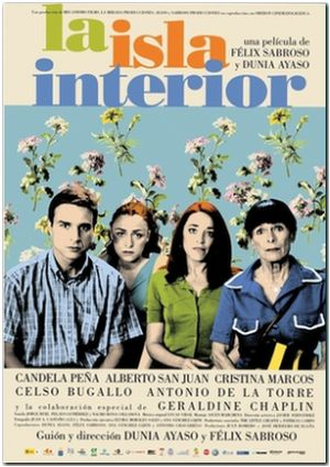 la isla interior (dvd)-8436541590861