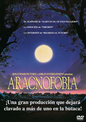 aracnofobia (dvd)-8421394545434