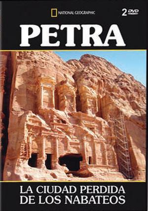 petra. la ciudad perdida (dvd)-8436022317703