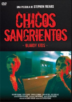 chicos sangrientos (dvd)-8436022316485