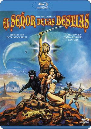 el señor de las bestias (blu-ray)-8436548868543