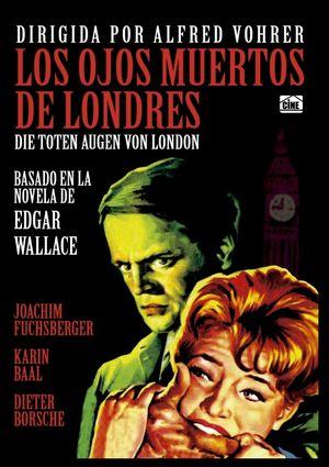 los ojos muertos de londres (dvd)-8436554230426