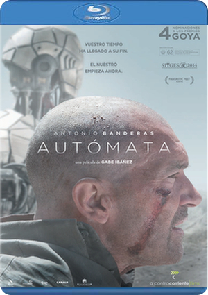 automata (blu-ray)-8436535543934