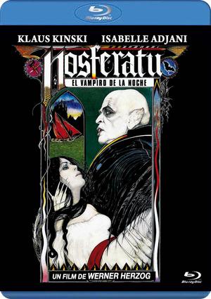 nosferatu, vampiro de la noche (dvd)-8436555530402