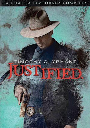 justified: temporada 4 (dvd)-8414533092739