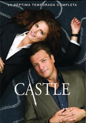 castle: la septima temporada completa (dvd)-8717418460273