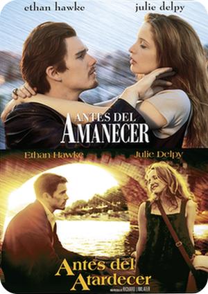 antes del amanecer + antes del atardecer (dvd)-5051893224450