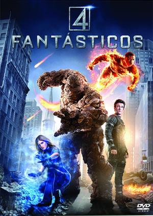 cuatro fantasticos (dvd)-8420266974594
