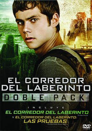 pack el corredor del laberinto 1+2 (dvd)-8420266975867
