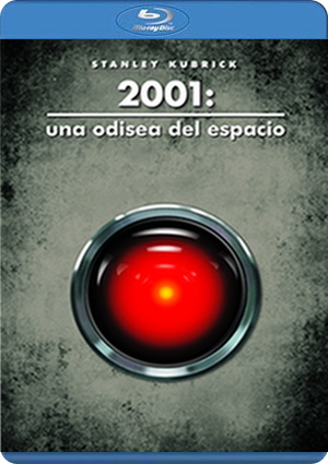 kubrick: 2001: una odisea del espacio (blu-ray)-5051893229530