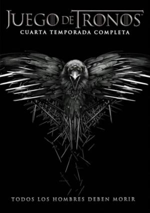 JUEGO DE TRONOS: TEMPORADA 4 (DVD)