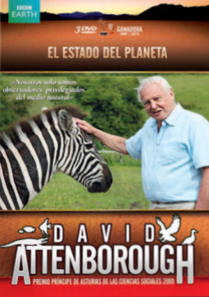 david attenborough: el estado del planeta (dvd)-8436022328228