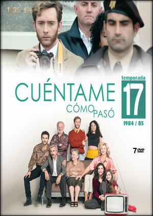 cuentame como paso: temporada 17 (dvd)-8421394548398