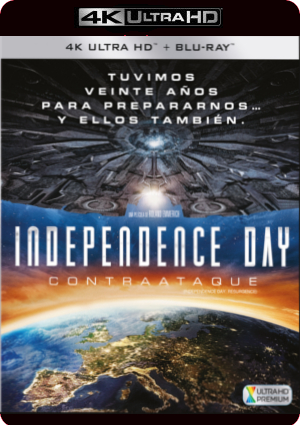 independence day: contraataque (4k uhd+blu-ray)-8420266000965