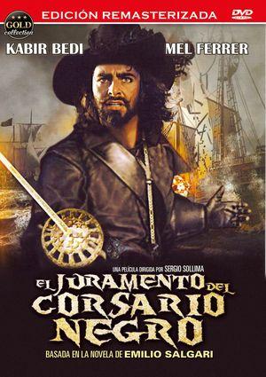 el juramento del corsario negro (dvd)-8436022230880