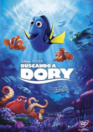 buscando a dory (dvd)-8717418489618