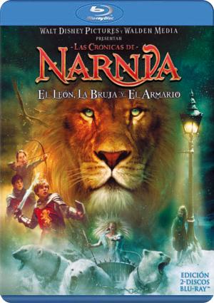 las cronicas de narnia (blu-ray)-8717418491024