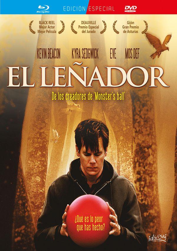el leñador (blu-ray+dvd)-8421394407022