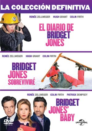 bridget jones (trilogia) (dvd)-8414533102339