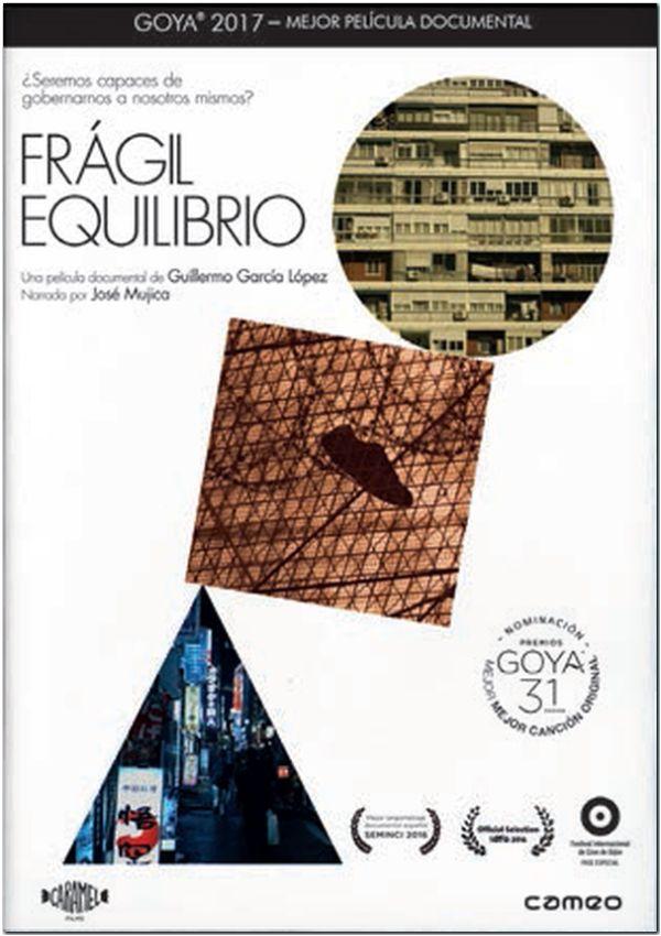fragil equilibrio - dvd --8436564162168