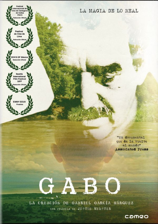 gabo. la creacion de gabriel garcia marquez - dvd --8436564161819