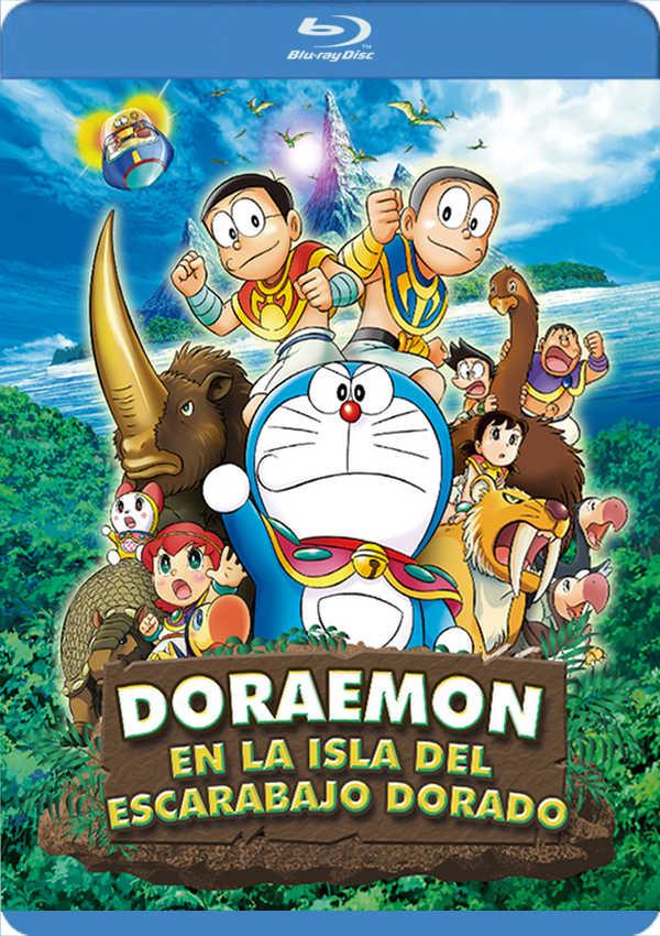 DORAEMON EN BUSCA DEL ESCARABAJO DORADO - BLU RAY - de