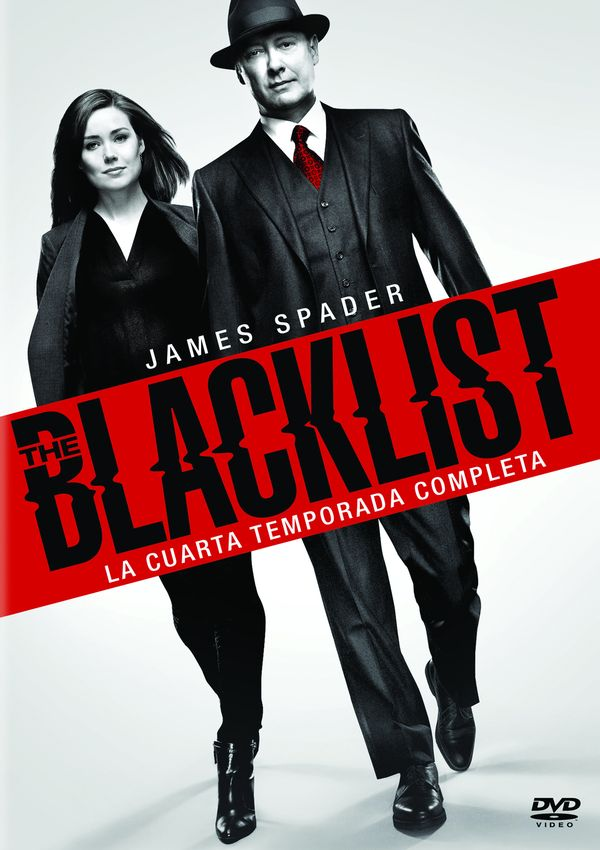 the blacklist - dvd - temporada 4-8414533106757