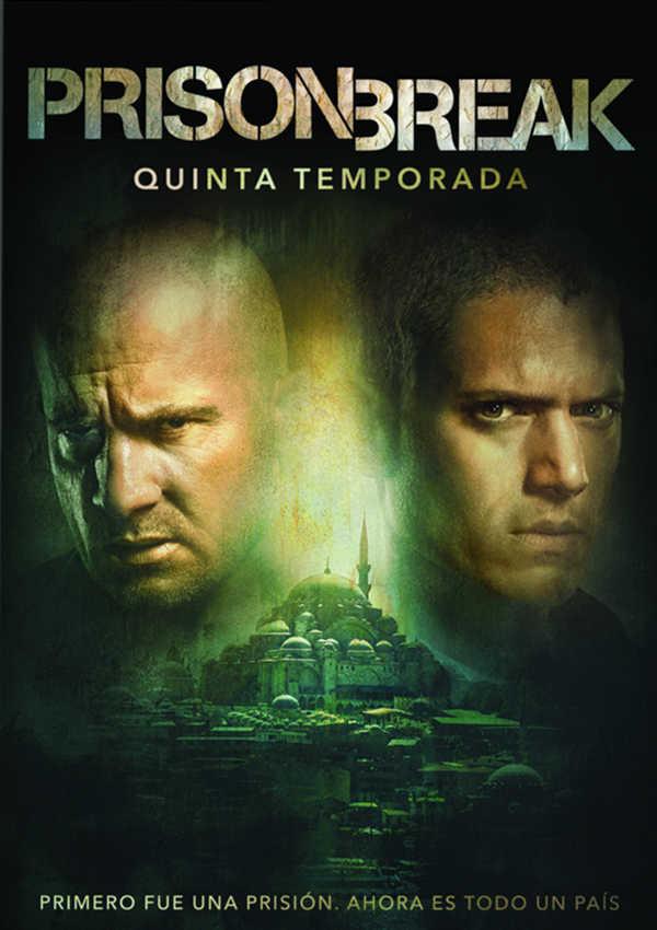 PRISON BREAK: EVENT SERIES - DVD - TEMPORADA 1 de Nelson Mccormick ...