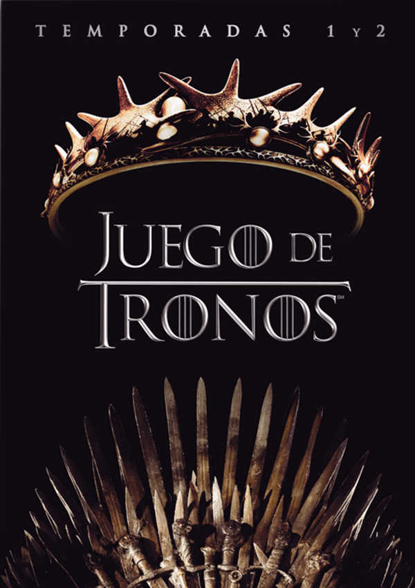 pack juego de tronos - dvd - temporada 1-2-8420266012227