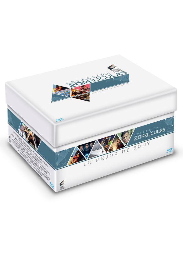 pack lo mejor de sony - blu ray - ed.limitada-8414533109925