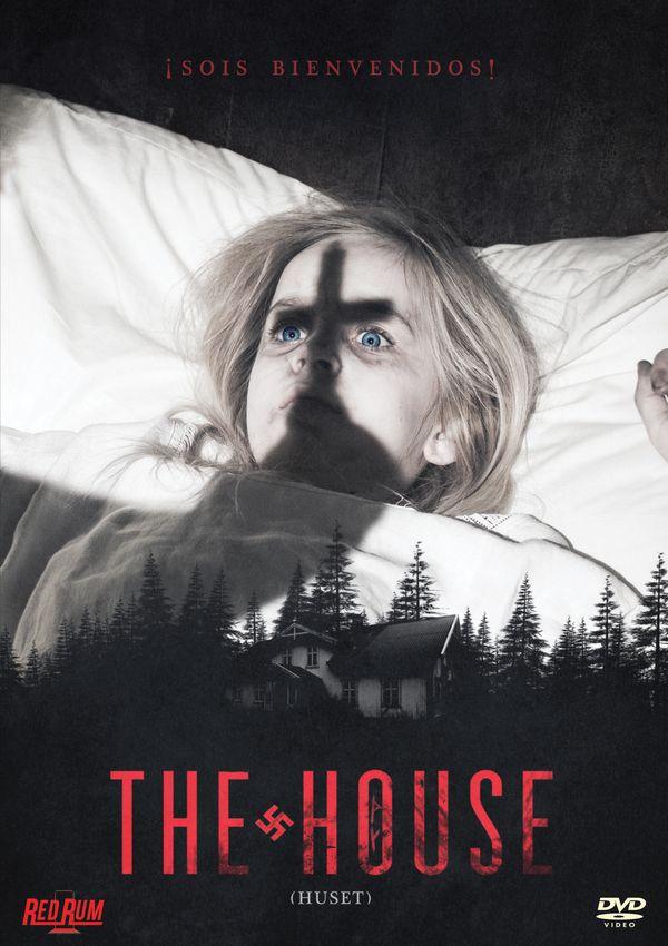 the house - dvd --8436533828286