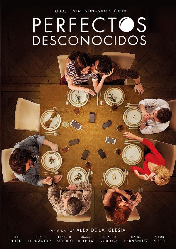 perfectos desconocidos - dvd --8414533111478