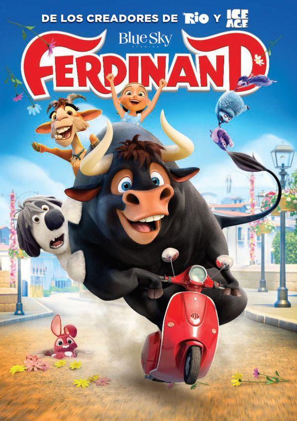 ferdinand - dvd --8420266014597