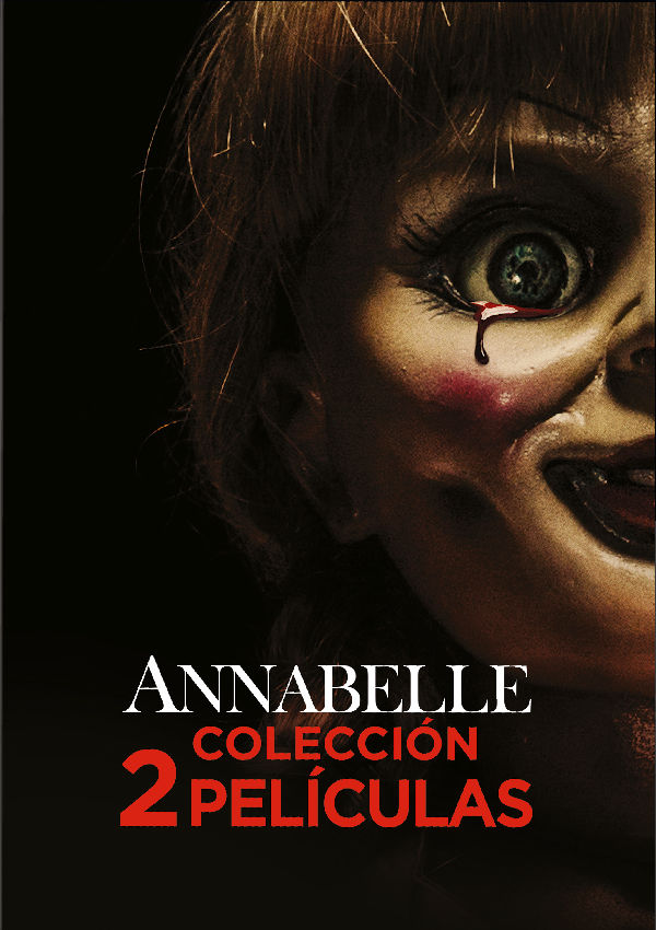 annabelle + annabelle creation - dvd --8420266013613