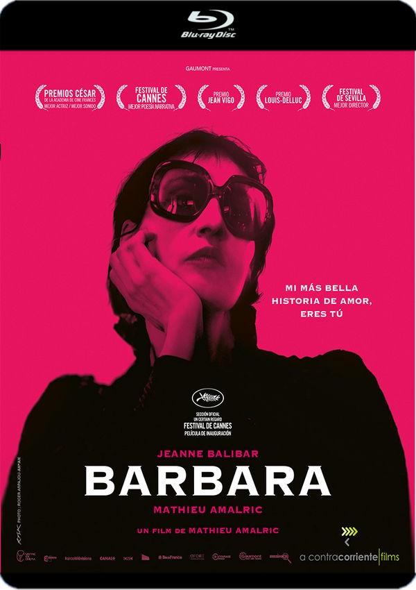 bárbara - blu ray --8436535547239