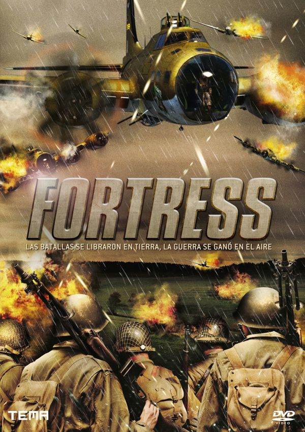 FORTRESS - DVD - de Mike Phillips - 8436533828583, comprar