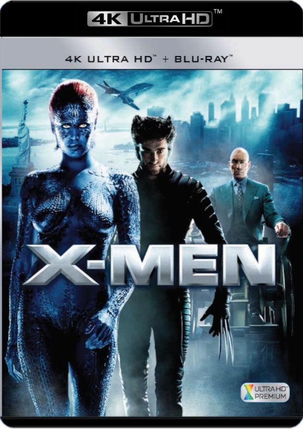 x-men - 4k uhd + blu ray --8420266018472