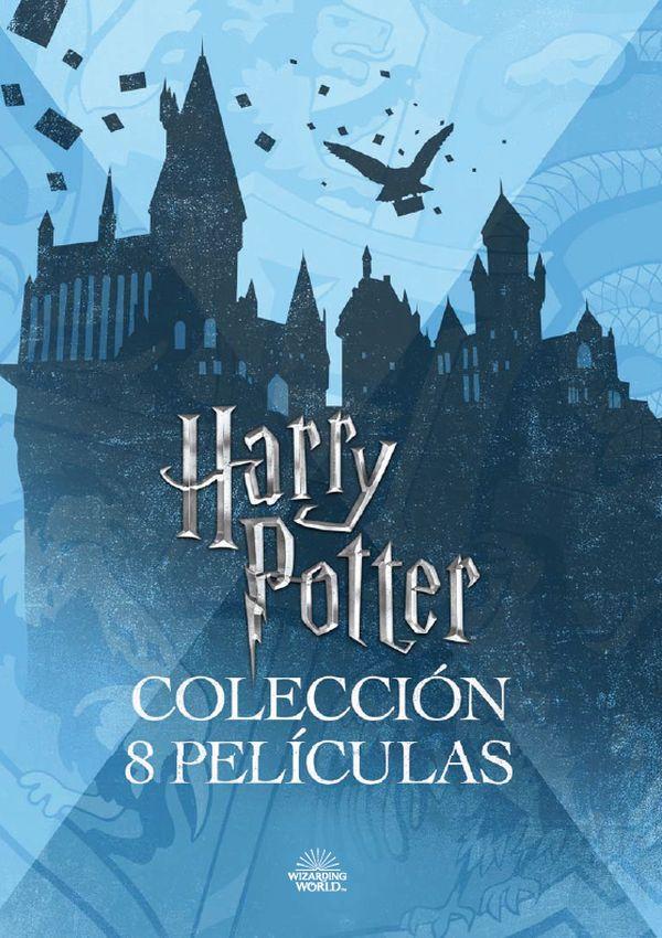 harry potter colección completa ed. 2018 - dvd --8420266018861