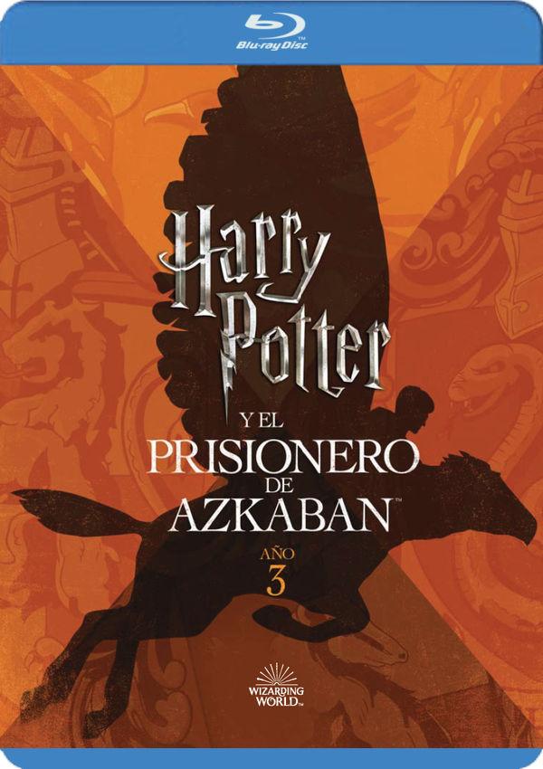 harry potter. el prisionero de azkaban. ed. 2018 - blu ray --8420266019059