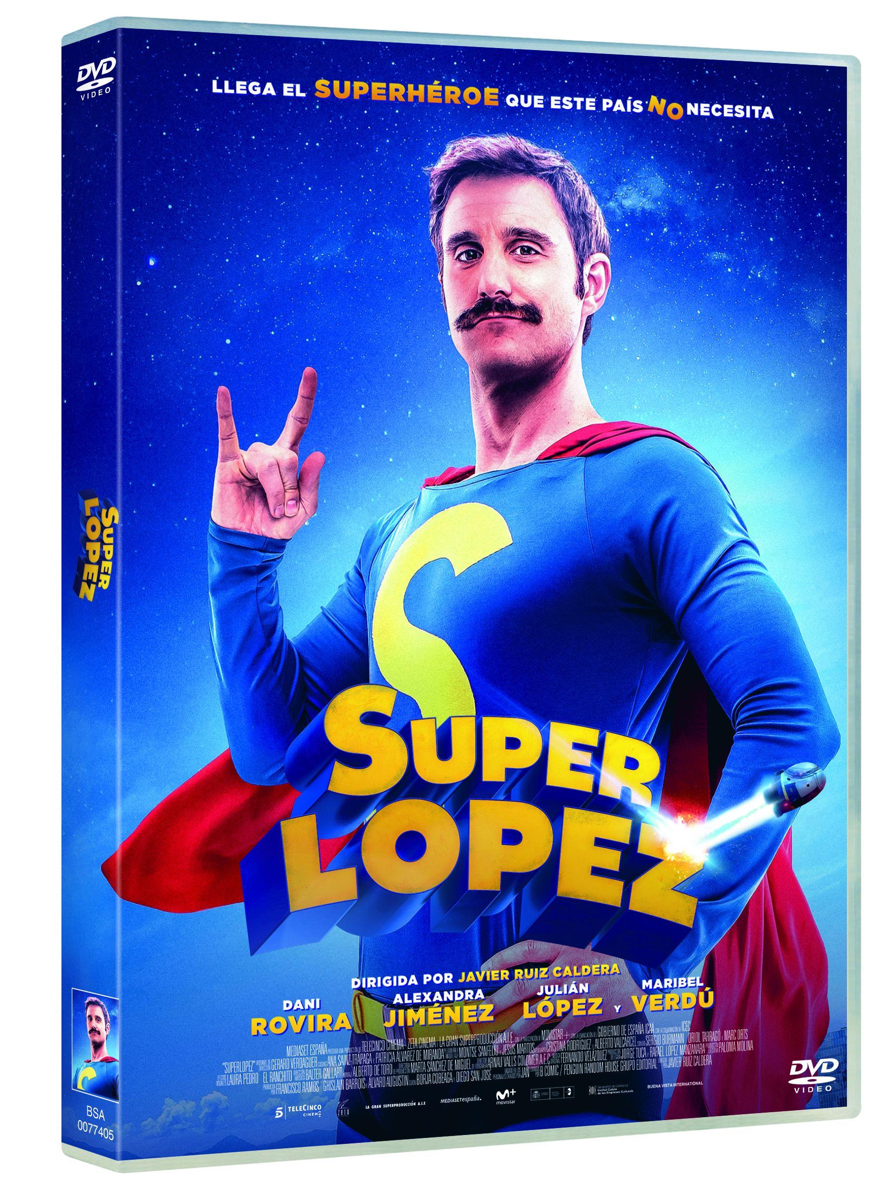 superlopez - dvd --8717418542740