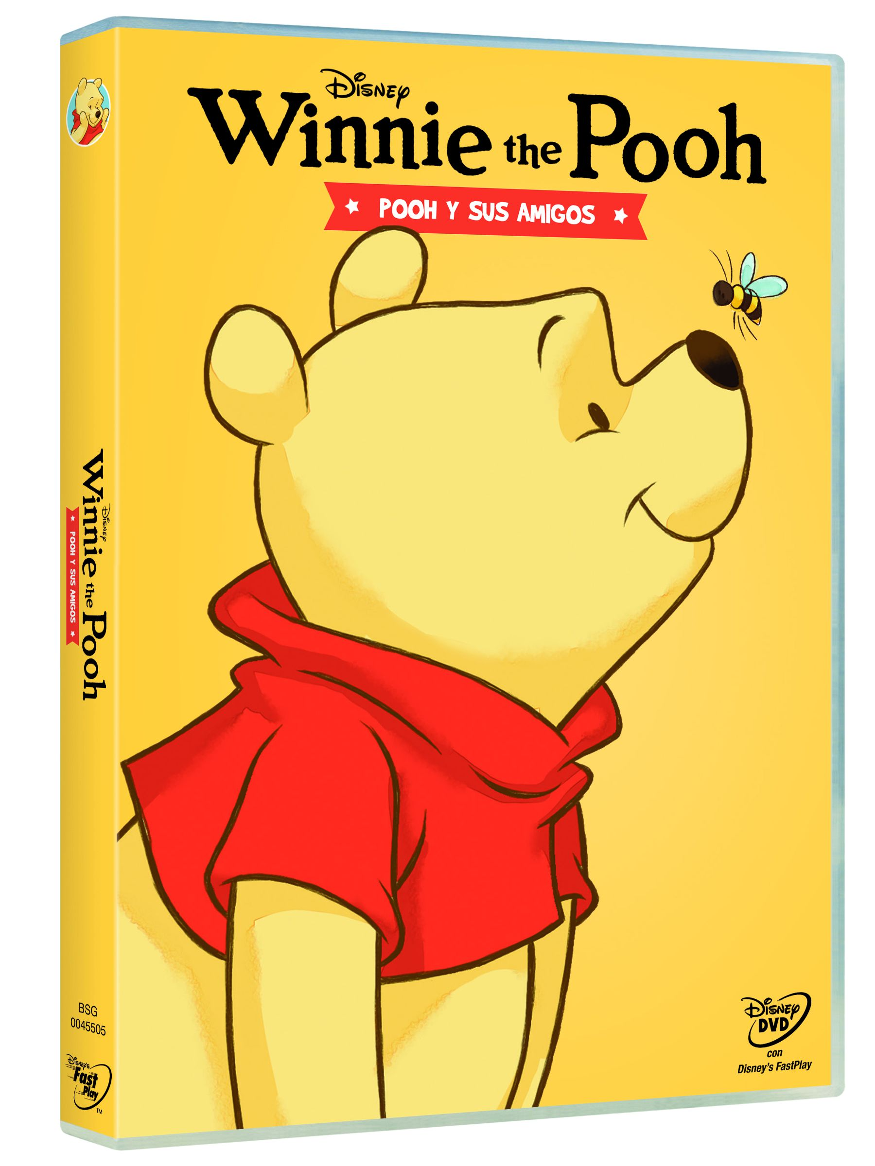 duopack winnie the pooh y la gran pelicula de piglet - dvd --8717418545284