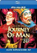 el circo del sol: journey of man (blu-ray 3d)-8414533075015