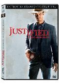 JUSTIFIED: LA LEY DE RAYLAN. TEMPORADA 1 (DVD)