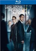 vigilados: person of interest. temporada 2 (blu ray) 5051893168815
