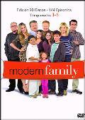 pack modern family: temporada 1-6 (dvd)-8420266975324