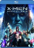 X-MEN APOCALIPSIS (BLU-RAY)