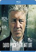 DAVID LYNCH: THE ART LIFE - BLU RAY -