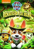 paw patrol 13: rescates en la selva   dvd   8414533111287